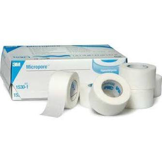 3M™ Micropore™ Surgical Tape - 2in. x 10yd. Roll