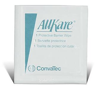 ConvaTec AllKare® Protective Barrier Wipes (100 Pack)