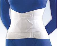 Lumbar Sacral Support with Abdominal Belt