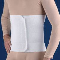 Four-Panel Surgical Abdominal Binder - 12in.