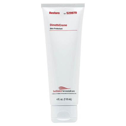 Hollister® Restore DimethiCreme Skin Protectant and Barrier Cream - 4 Oz. Tube