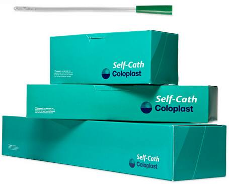 Mentor - Coloplast Self-Cath® Female Catheter - Straight Tip - Sterile - Latex-Free