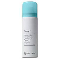 Coloplast Brava Adhesive Remover Spray - 1.7 fl oz (50 mL)