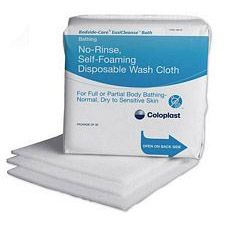 Coloplast® Bedside-Care® EasiCleanse™ Bath - 30 Sheets/Pk.