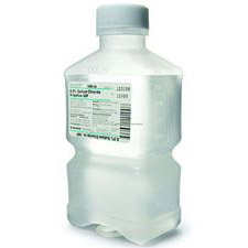 Saline for Irrigation (Sterile, 1000mL)