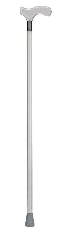 Derby-Top Acrylic Cane - Walking Canes: Home Medical Supplies from ...