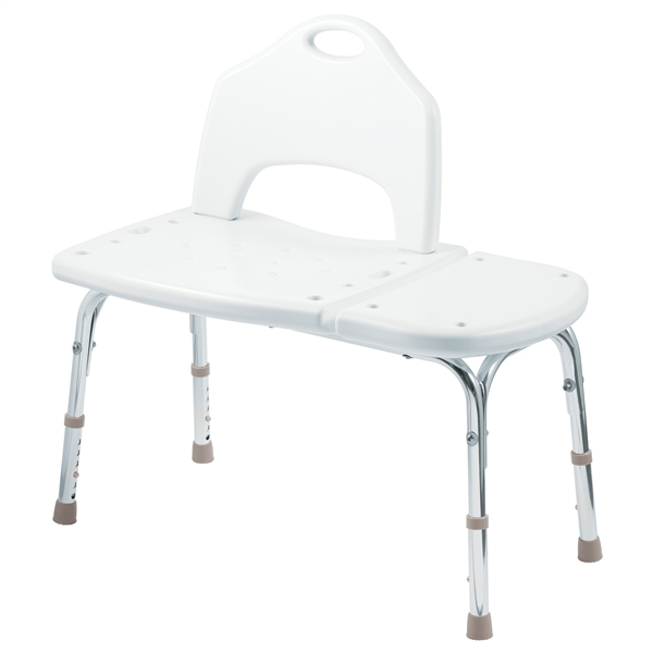 Moen tool free transfer bench bathtub and shower transfer benches home medical supplies from Transfer bath bench